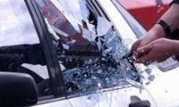 Pelaku Pecah kaca Mobil Anak Risma Ditangkap